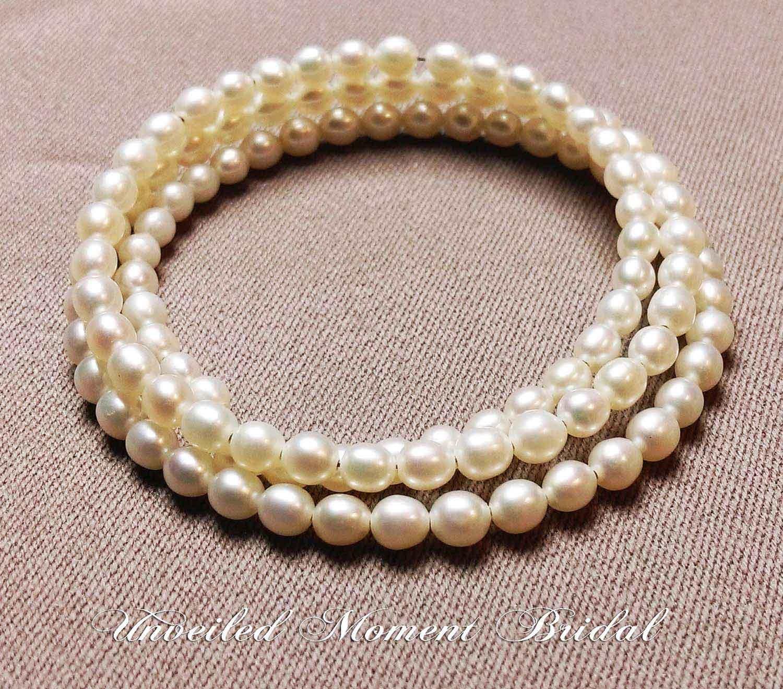 首飾 - 養珍珠手環 (UA006003) Accessories - Cultured Pearls Wristband