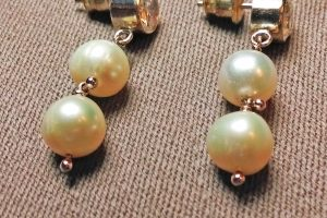 Accessories - Pearl Earings 珍珠耳環
