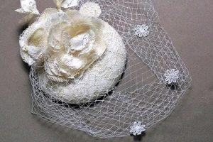 Accessories - Vintage Hat 復古淑女帽